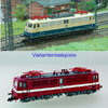 Kühn / Kuehn Electric loco DB, DR and Companies TT scale - NEW