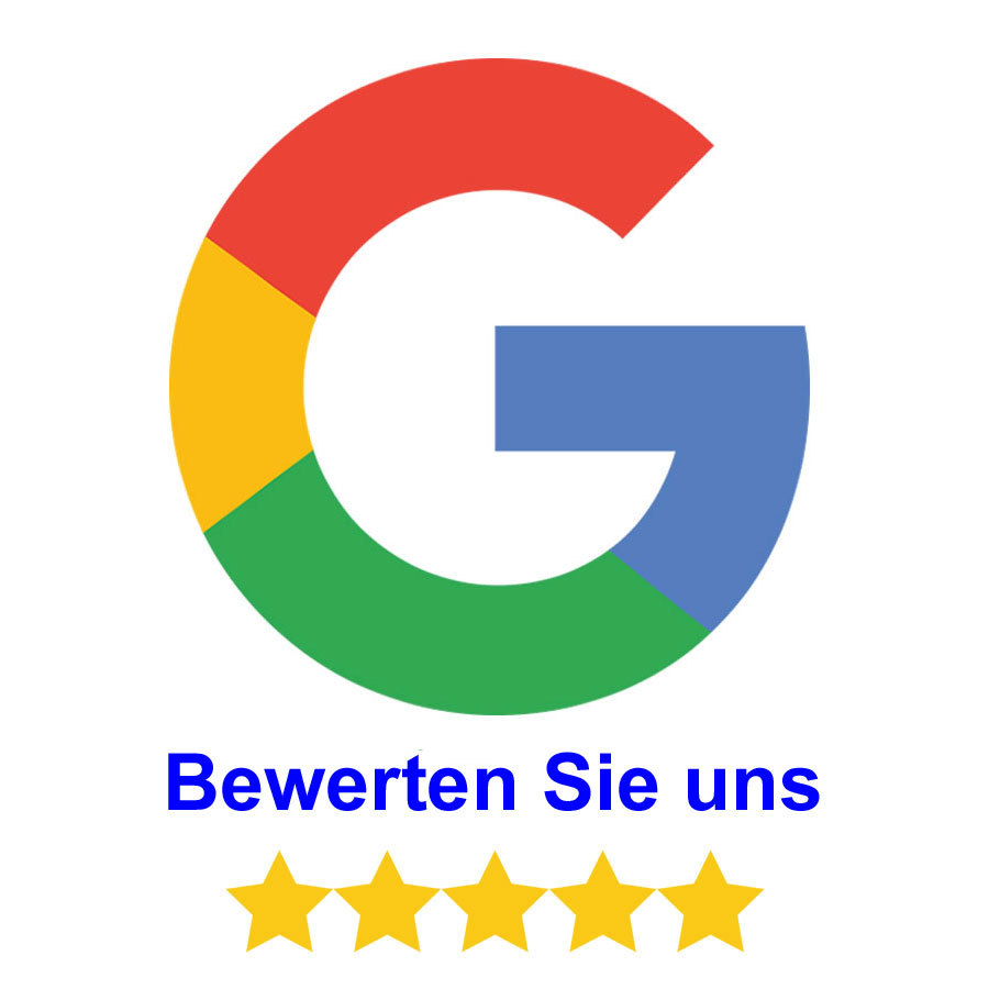 Rate us on Google. Clicking here opens a new window for a Google rating.